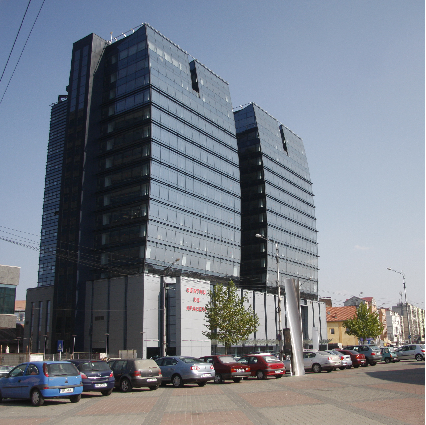 Centrul de Afaceri Sibiu